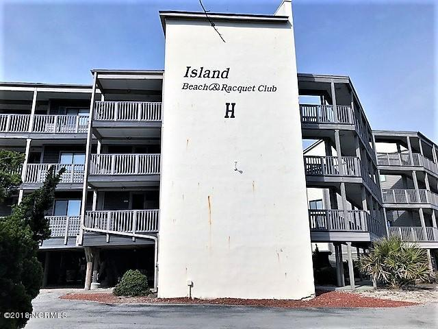 2306 Ft Macon Road W 309H, Atlantic Beach, NC 28512 (MLS #100105143) :: The Oceanaire Realty