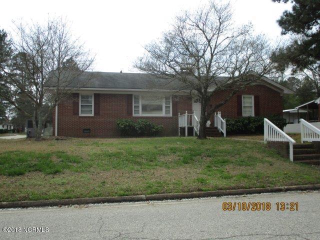 701 Anson Street NE, Wilson, NC 27893 (MLS #100105163) :: Harrison Dorn Realty
