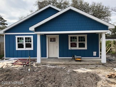 517 Raleigh Avenue, Carolina Beach, NC 28428 (MLS #100105563) :: The Oceanaire Realty