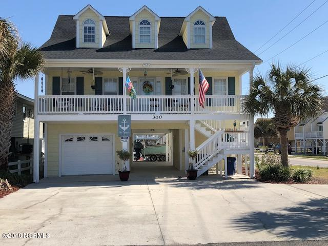 300 54th Avenue N N, North Myrtle Beach, SC 29582 (MLS #100105692) :: Courtney Carter Homes