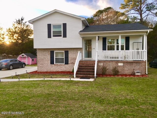 102 Kelly Lane, Newport, NC 28570 (MLS #100106163) :: Courtney Carter Homes