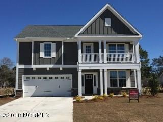 417 Island End Court, Wilmington, NC 28412 (MLS #100106370) :: The Oceanaire Realty