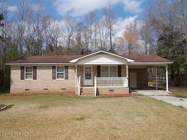 118 Bish Ford Road, Whiteville, NC 28472 (MLS #100106530) :: David Cummings Real Estate Team