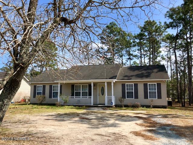 1980 Raeford Road, Southport, NC 28461 (MLS #100106584) :: David Cummings Real Estate Team