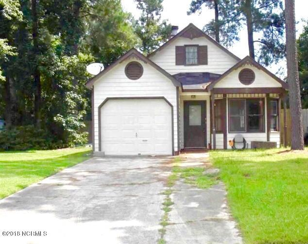 103 Broadleaf Drive, Jacksonville, NC 28546 (MLS #100106745) :: Terri Alphin Smith & Co.