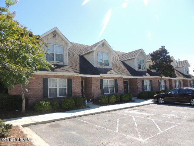 4804 S College Street #9, Wilmington, NC 28412 (MLS #100106931) :: Resort Brokerage