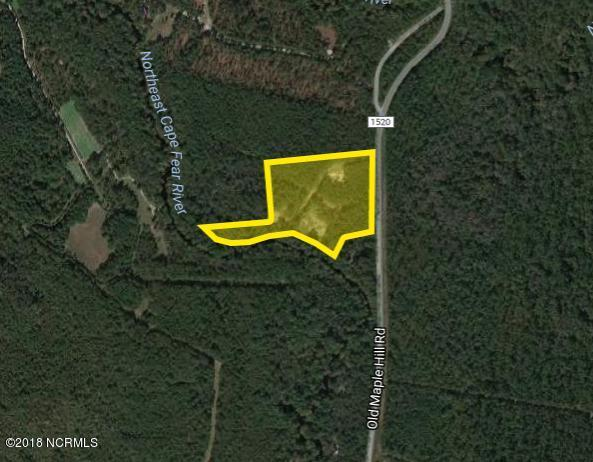 3276 Old Maple Hill Road, Maple Hill, NC 28454 (MLS #100106942) :: The Keith Beatty Team