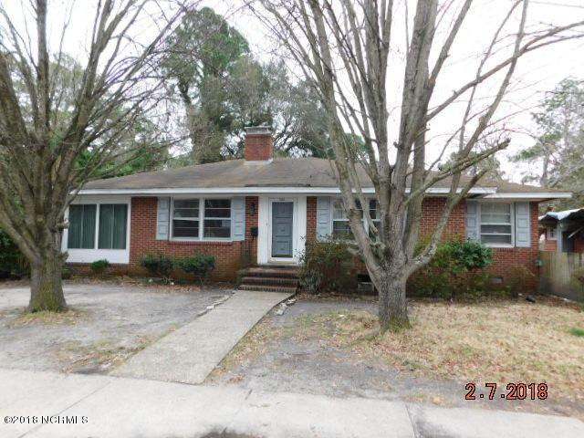 1004 E Walnut Street, Goldsboro, NC 27530 (MLS #100106979) :: Resort Brokerage