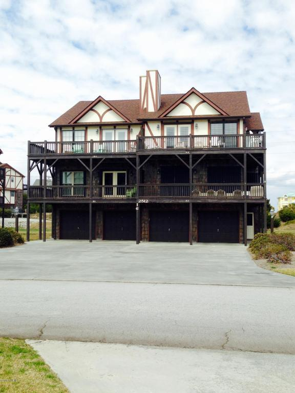 2512 Ocean Drive 16B1, Emerald Isle, NC 28594 (MLS #100107488) :: Courtney Carter Homes