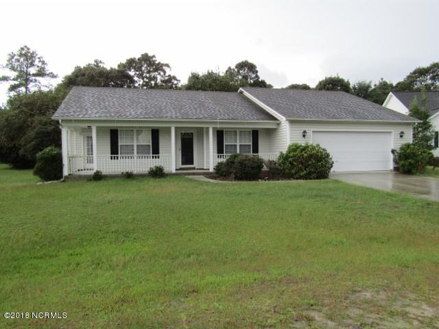307 Clam Digger Court, Swansboro, NC 28584 (MLS #100108685) :: Courtney Carter Homes