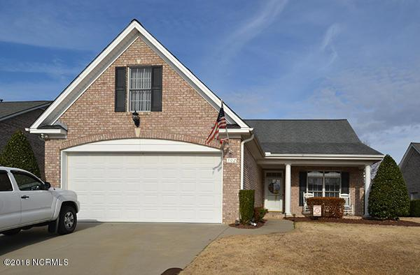 302 Southberry Wynd, Greenville, NC 27834 (MLS #100108731) :: Harrison Dorn Realty
