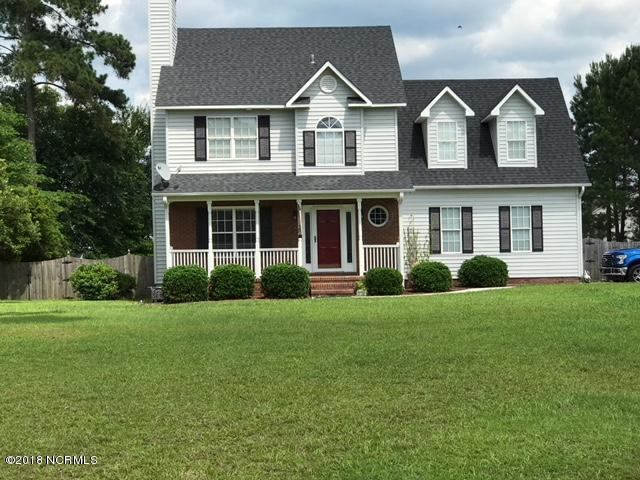 100 Trenton Place, Jacksonville, NC 28546 (MLS #100108814) :: The Oceanaire Realty