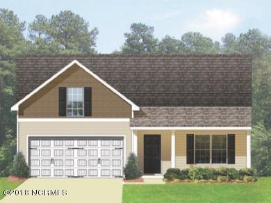 142 Fort Charles Drive NW, Supply, NC 28462 (MLS #100108836) :: Harrison Dorn Realty