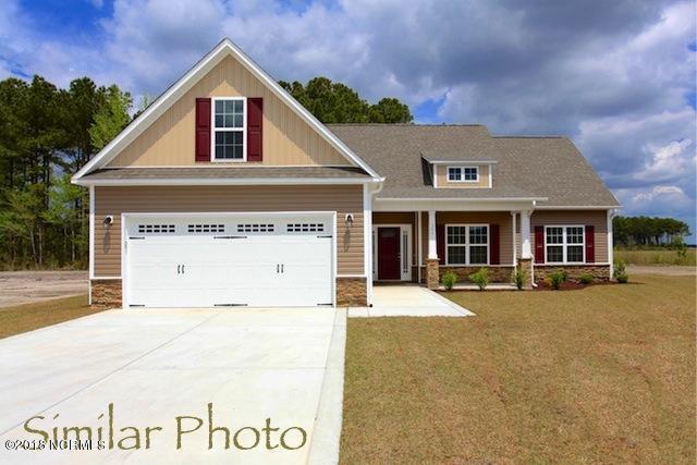 209 Wood House Drive, Jacksonville, NC 28546 (MLS #100109006) :: Harrison Dorn Realty