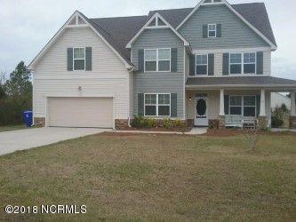 107 Pamlico Drive, Holly Ridge, NC 28445 (MLS #100109119) :: Berkshire Hathaway HomeServices Prime Properties