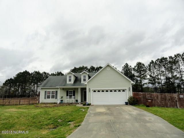 108 Marble Court, Jacksonville, NC 28546 (MLS #100109147) :: The Keith Beatty Team