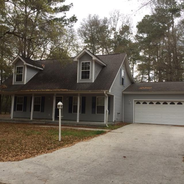 4746 Rail Court SW, Shallotte, NC 28470 (MLS #100109319) :: The Oceanaire Realty