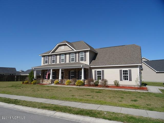 310 Sonoma Road, Jacksonville, NC 28546 (MLS #100109478) :: The Oceanaire Realty