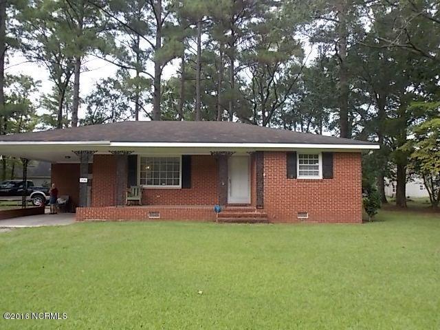 206 8th Street, Maysville, NC 28555 (MLS #100109623) :: RE/MAX Elite Realty Group