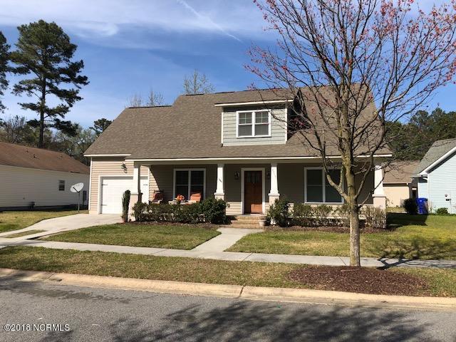 3715 Willow Run Drive, Greenville, NC 27858 (MLS #100109627) :: Century 21 Sweyer & Associates