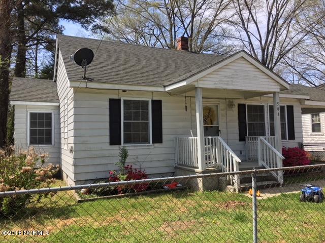 508 Academy Street E, Wilson, NC 27893 (MLS #100109783) :: Harrison Dorn Realty