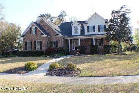 2100 Bloomsbury Road, Greenville, NC 27858 (MLS #100109840) :: Harrison Dorn Realty
