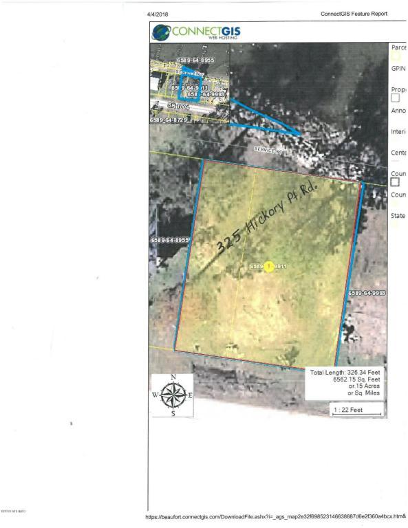 Lot 54 Hickory Point Road, Aurora, NC 27806 (MLS #100110093) :: Century 21 Sweyer & Associates
