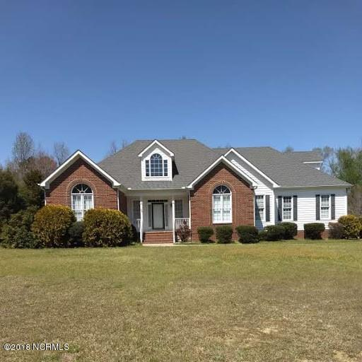 2602 Fisher Court N, Wilson, NC 27896 (MLS #100110182) :: Harrison Dorn Realty