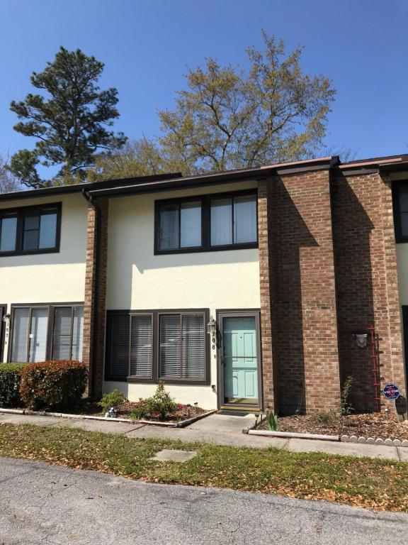 113 Bonner Avenue #108, Morehead City, NC 28557 (MLS #100110312) :: Courtney Carter Homes