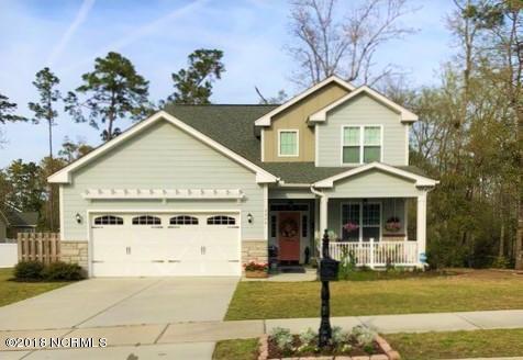4866 Sugarberry Drive, Shallotte, NC 28470 (MLS #100110639) :: Harrison Dorn Realty