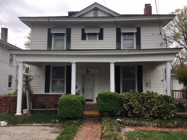 705 Kenan Street W, Wilson, NC 27893 (MLS #100110994) :: Coldwell Banker Sea Coast Advantage