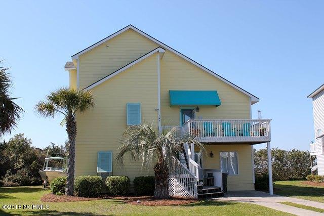 103 Island Quay Drive, Atlantic Beach, NC 28512 (MLS #100111524) :: Century 21 Sweyer & Associates