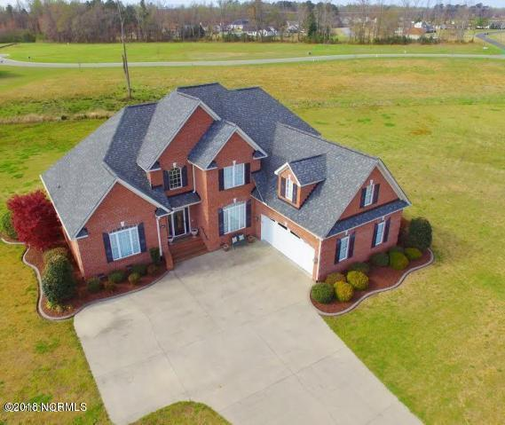2860 Beddard Road, Grimesland, NC 27837 (MLS #100111979) :: Berkshire Hathaway HomeServices Prime Properties