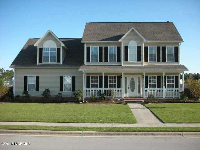 101 Murville Court, Jacksonville, NC 28546 (MLS #100112235) :: Coldwell Banker Sea Coast Advantage