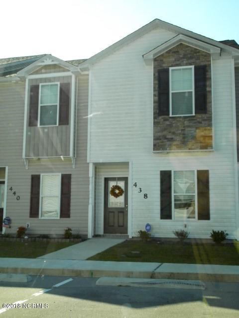 438 Caldwell Loop, Jacksonville, NC 28546 (MLS #100112297) :: RE/MAX Essential