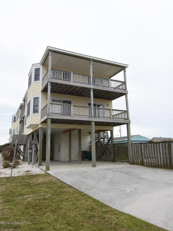 620 N Topsail Drive C, Surf City, NC 28445 (MLS #100112353) :: RE/MAX Essential