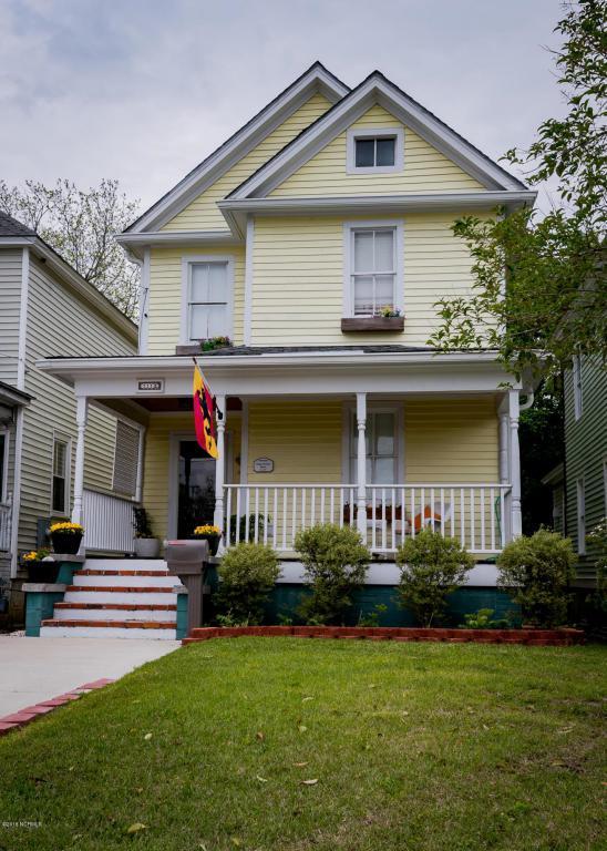 1112 National Avenue, New Bern, NC 28560 (MLS #100112379) :: Donna & Team New Bern