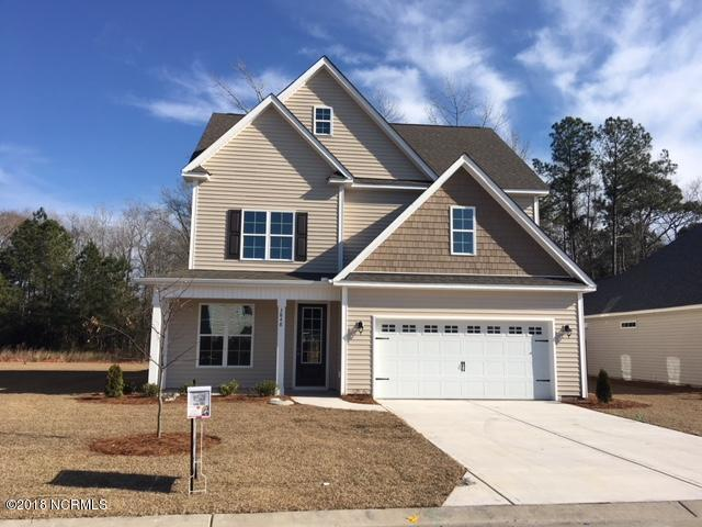 3820 Smooth Water Drive, Castle Hayne, NC 28429 (MLS #100112920) :: RE/MAX Essential