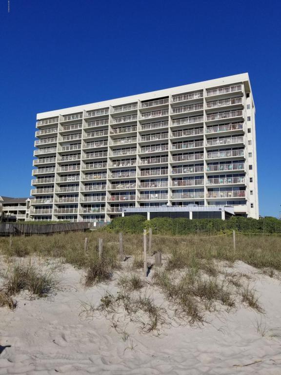 1403 Lake Park Boulevard S #606, Carolina Beach, NC 28428 (MLS #100113338) :: Coldwell Banker Sea Coast Advantage
