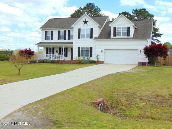 248 Core Road, Richlands, NC 28574 (MLS #100113619) :: Century 21 Sweyer & Associates