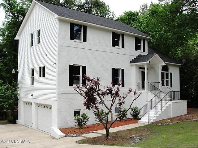 2100 Crooked Creek Road, Greenville, NC 27858 (MLS #100114956) :: Berkshire Hathaway HomeServices Prime Properties