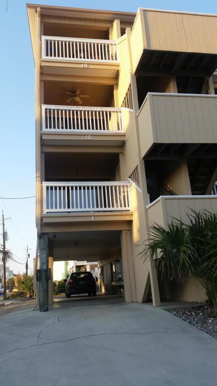 1600 Canal Drive #1, Carolina Beach, NC 28428 (MLS #100115861) :: Courtney Carter Homes