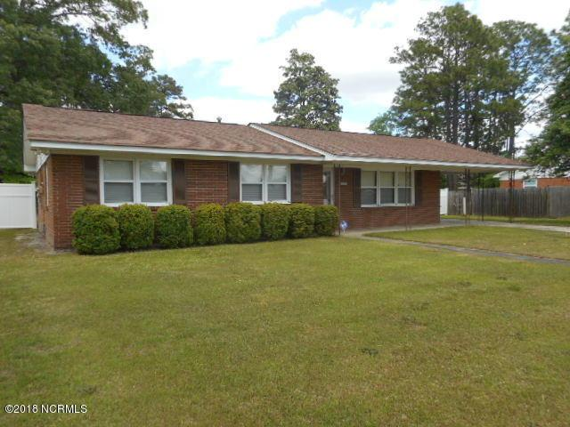 202 W 29th Street, Lumberton, NC 28358 (MLS #100115903) :: RE/MAX Elite Realty Group