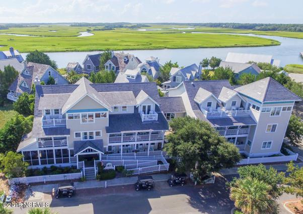 21 Keelson Row 9 - C, Bald Head Island, NC 28461 (MLS #100116293) :: The Keith Beatty Team