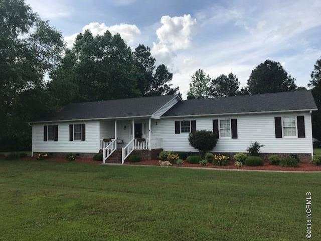 3865 Edwards Road, Grimesland, NC 27837 (MLS #100116482) :: Berkshire Hathaway HomeServices Prime Properties