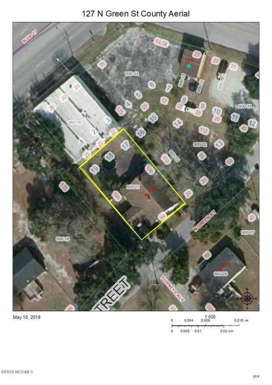 127 N Green Street, Holly Ridge, NC 28445 (MLS #100116820) :: Courtney Carter Homes