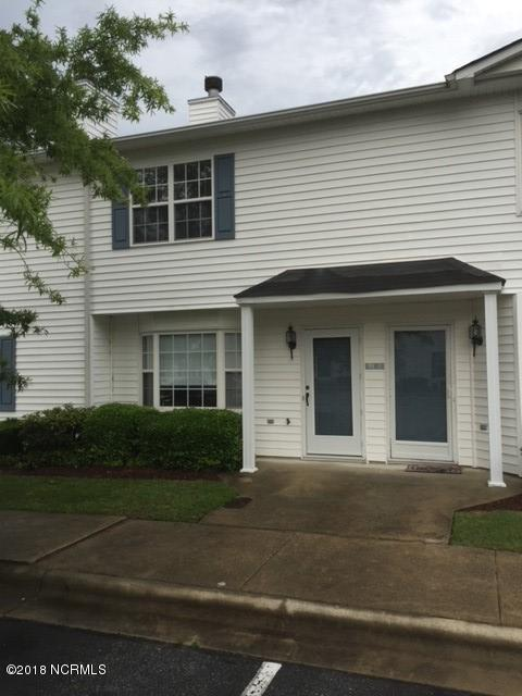 1035 Spring Forest Road D7, Greenville, NC 27834 (MLS #100116946) :: Berkshire Hathaway HomeServices Prime Properties