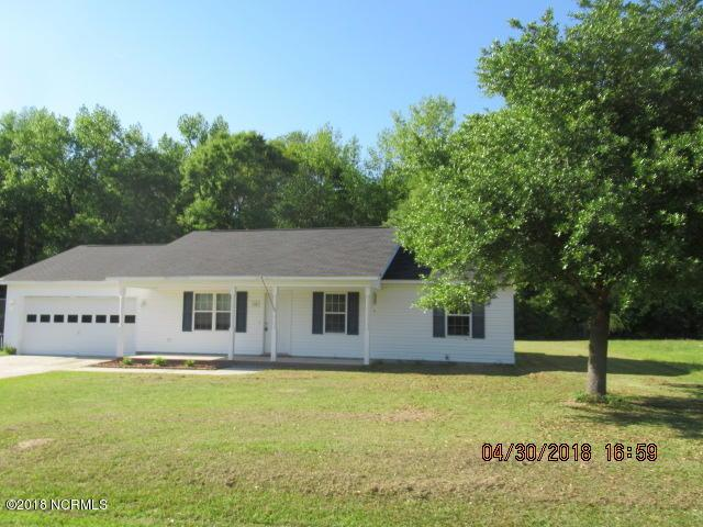 118 Pear Tree Lane, Richlands, NC 28574 (MLS #100116986) :: Courtney Carter Homes
