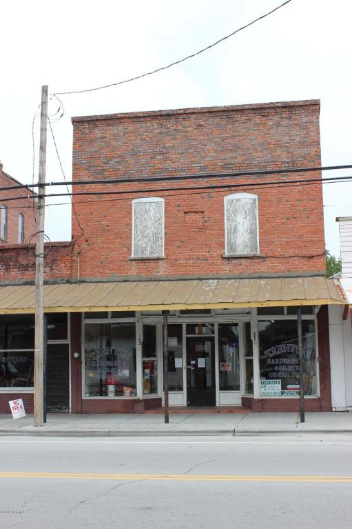 143 W Jones Street, Trenton, NC 28585 (MLS #100117116) :: Harrison Dorn Realty