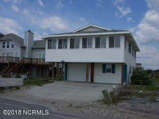 563 Ocean Drive, North Topsail Beach, NC 28460 (MLS #100117153) :: Courtney Carter Homes